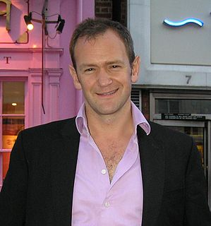 Alexander Armstrong English comedian and actor