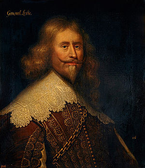 Battle of Marston Moor - Alexander Leslie, 1st Earl of Leven (1580–1661) – Leven commanded the Covenanter and Parliamentarian armies