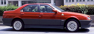 Alfa Romeo 164 - Alfa Romeo 164 Q4 (second series)