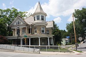 Slatington, Pennsylvania - Alfred Kern House.