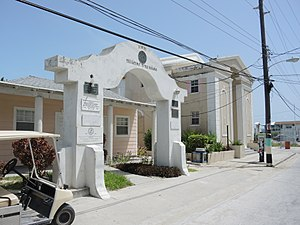 Alice Town - Public offices