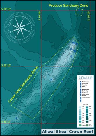 Diving Aliwal Shoal – Travel guide at Wikivoyage