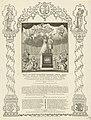 Allegorische voorstelling ter ere van het huwelijk van prinses Frederica van Oranje-Nassau en prins Karel Brunswijk-Wolfenbüttel Eerzuil voor hunne doorluchtige hoogheden, Carolus George Austustus, ereprins van Brunswij, RP-P-OB-59.015.jpg