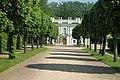Alley towards the Italian House in Kuskovo.jpg