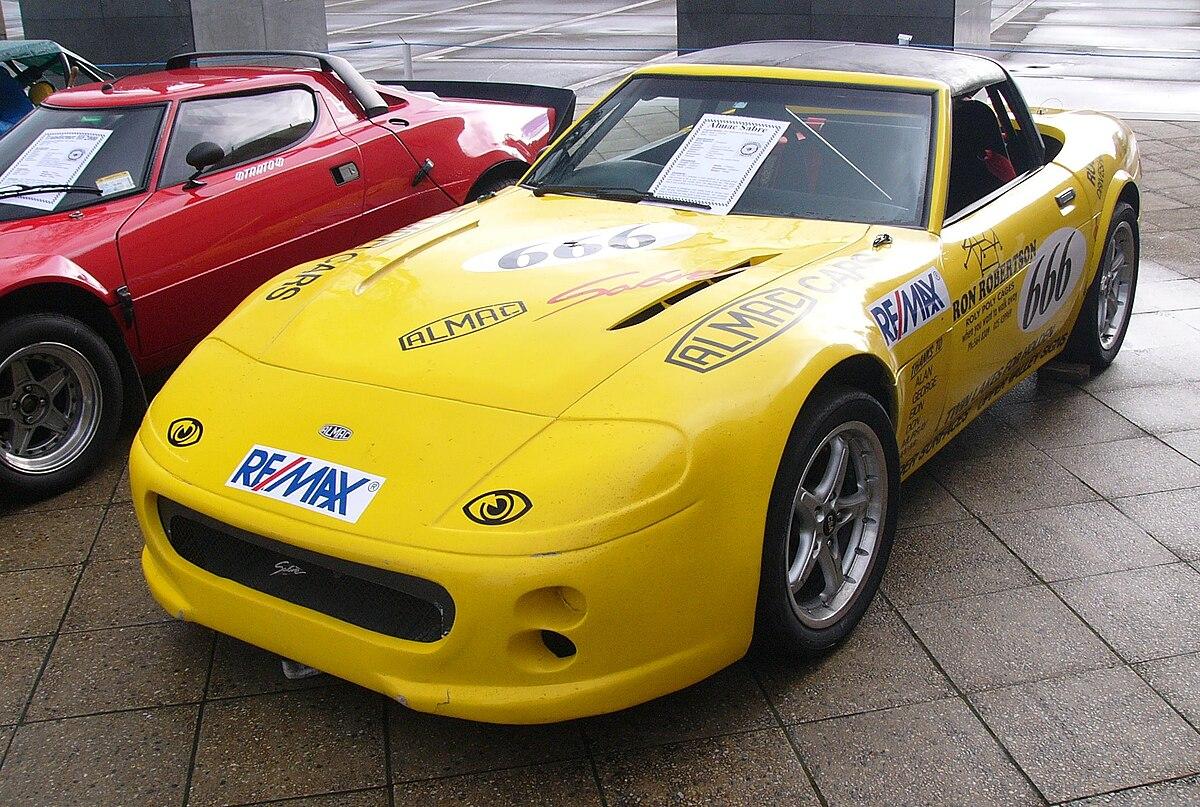 Almac (automobile) - Wikipedia