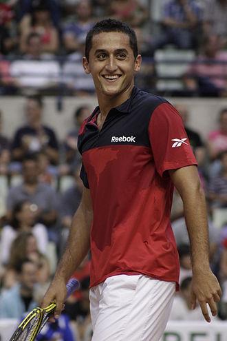 Nicolás Almagro - Almagro in June 2011