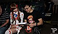 Alodia Gosiengfiao and Danny Choo at Anime Expo 20130704 3.jpg