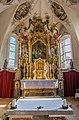 Alte Pfarrkirche Lech am Arlberg, Interior 07.JPG