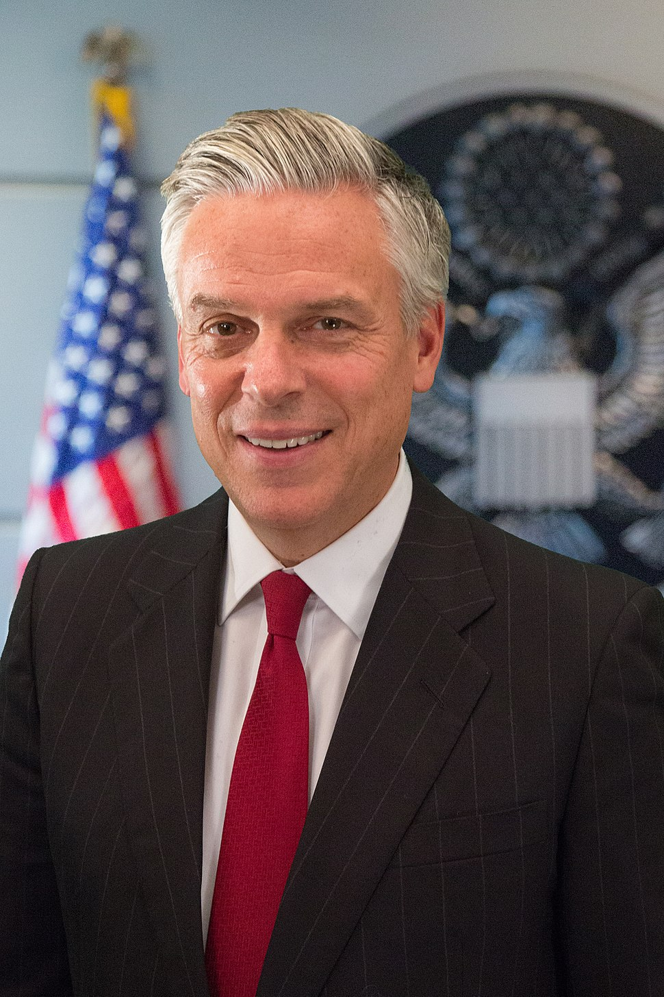 Ambassador Jon M. Huntsman Jr