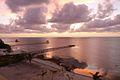 Ambergris Caye sunrise (6911178665).jpg