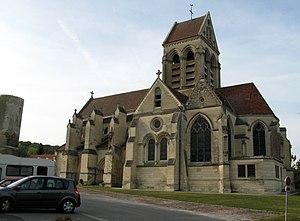 Ambleny - The Church of Saint-Martin