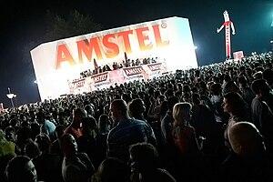 Belgrade Beer Fest - Image: Amstel beer fest beograd atipiks 2009
