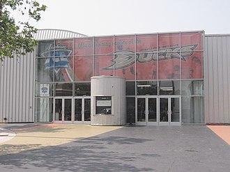 Anaheim Ice - Image: Anaheimice