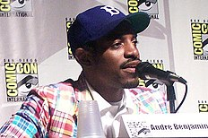 André 3000 American rapper, singer, multi-instrumentalist, record producer, dancer, and actor