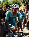 Andrey Zeits - Vuelta a España 2015.JPG