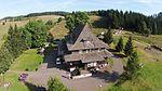 Andrzejówka hostel aerial photograph 2016 P02.jpg