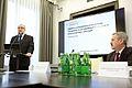 Andrzej Babuchowski Konferencja Stan przygotowania Polski i UE do zniesienia kwot mlecznych.JPG