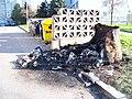 Anežky Malé, shořelý kontejner.jpg