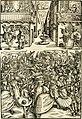 Anfang, Vrsprug und Herkomen des Thurniers inn Teutscher Nation - wieuil Thurnier biss vff den letztenn zu Wormbs - auch wie vnnd an welchen Orten die gehalten vñ durch was Fürsten, Grauen, Herrn, (14782131332).jpg