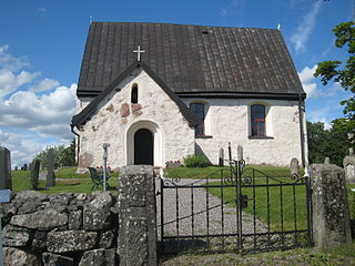 Angarn Church