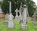 Angel headstone - geograph.org.uk - 880974.jpg