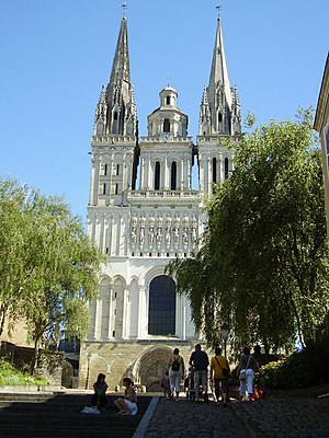 Roman Catholic Diocese of Angers - Angers Cathedral
