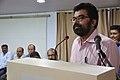 Anil Deshpande Speaks - Ganga Singh Rautela Retirement Function - NCSM - Kolkata 2016-02-29 1560.JPG