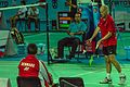 Ankara - BWF World Senior Badminton Championships - very strong Danish Sinles player, Age class ?? (11078024235).jpg