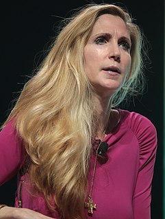 Ann Coulter American political commentator
