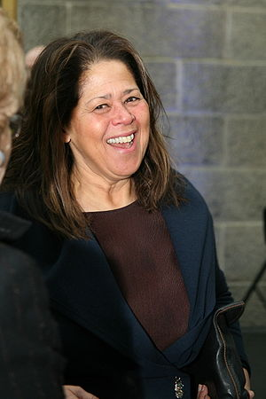 Anna Deavere Smith - Anna Deavere Smith in 2009