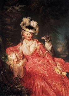 Die Mätresse: Wilhelmine Encke (Quelle: Wikimedia)