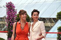 Anne Caillon & Anne Charrier - Monte-Carlo Television Festival.jpg