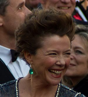 Annette Bening - Bening at the 83rd Academy Awards in February 2011
