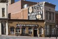 Annie Oakley's Emporium, a historic place for more reasons than its age. Central City, Colorado LCCN2015633085.tif