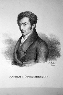 Description de l'image Anselm Huettenbrenner.jpg.