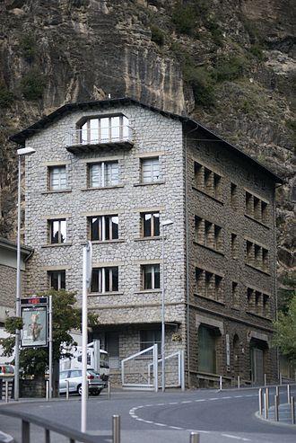 Antiga fàbrica de pells - Antiga fàbrica de pells