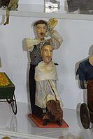 Antique toy wind-up barber (24451404734).jpg