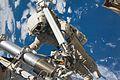 Anton Shkaplerov Spacewalk1.jpg