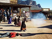 Apache Junction-Goldfield Ghost Town-Shoot-out 12.JPG