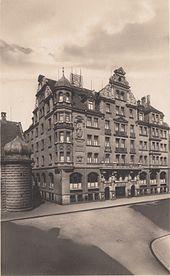 Hotel Wittelsbach Am Kurf Ef Bf Bdrstendamm Wittelsbacherstr  Wilmersdorf  Berlin
