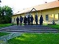 Arany János Múzeum, volt méntelep, huszárkaszárnya (7157. számú műemlék) 2.jpg