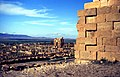 Arc of Trajanus (Timgad) from side.jpg
