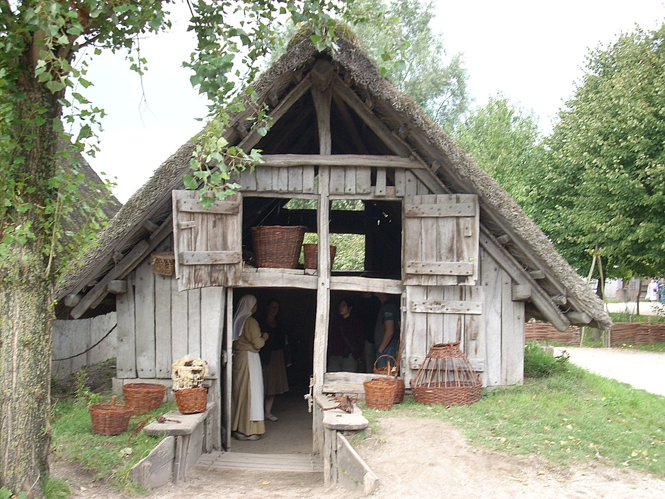 Archeon House Middle Ages