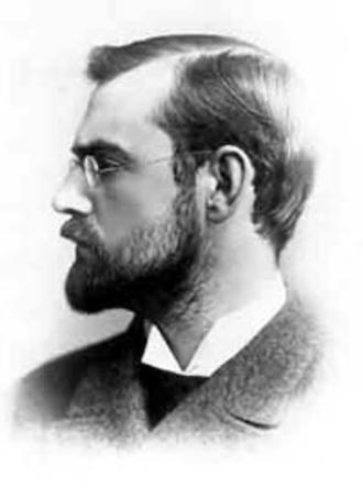 Archer Milton Huntington - Archer M. Huntington, ca. 1900