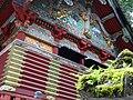 Architectural Detail - Toshogu Shrine - Nikko - Japan - 13 (48042217781).jpg