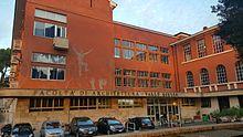 Universit degli studi di roma la sapienza wikipedia for Elenco studi di architettura roma