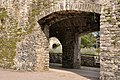 Archway to the cloisters and garden - Aberglasney House - geograph.org.uk - 1484291.jpg