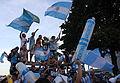Argentinian fans in Rio de Janeiro 02.jpg