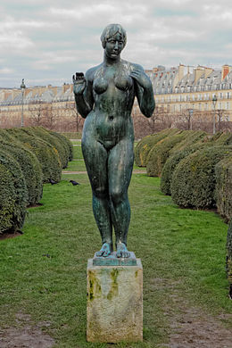 Aristide Maillol - Venus - Bronze - 1928 01.jpg