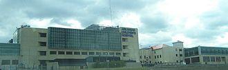 Arkansas Children's Hospital - Image: Arkansas Childrens Hospital Side